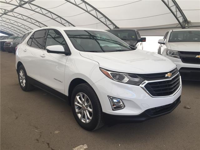2018 Chevrolet Equinox 1LT (Stk: 164419) in AIRDRIE - Image 1 of 22