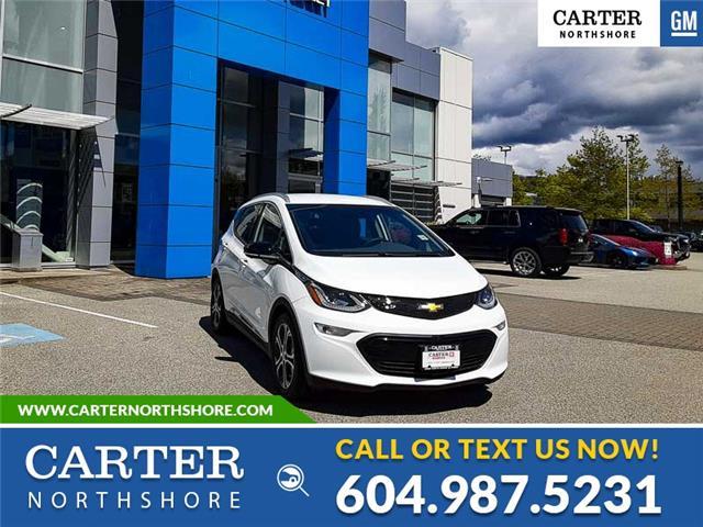 2021 Chevrolet Bolt EV Premier (Stk: 1B28340) in North Vancouver - Image 1 of 13