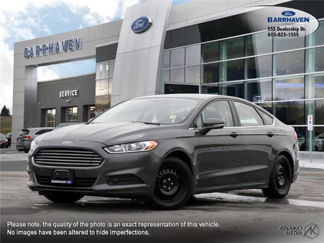 2016 Ford Fusion SE (Stk: 20-872A) in Barrhaven - Image 1 of 25