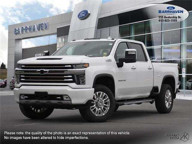 2020 Chevrolet Silverado 3500HD High Country (Stk: M9467) in Barrhaven - Image 1 of 10