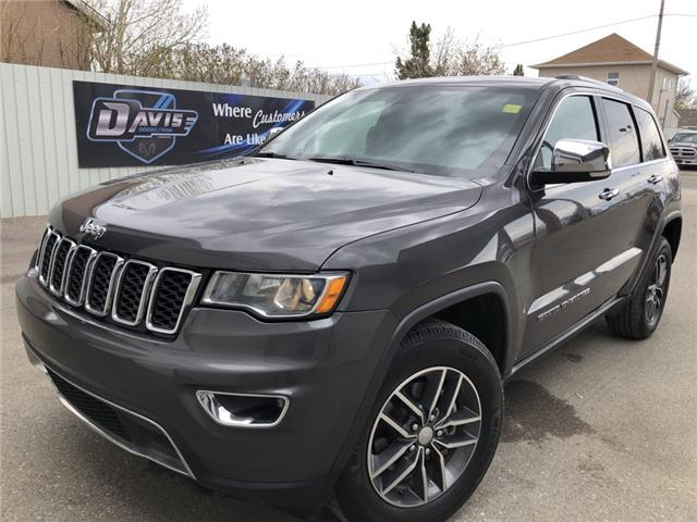 2018 Jeep Grand Cherokee Limited (Stk: 12905) in Fort Macleod - Image 1 of 23