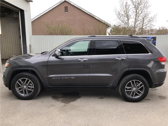 2018 Jeep Grand Cherokee Limited (Stk: 12905) in Fort Macleod - Image 2 of 23