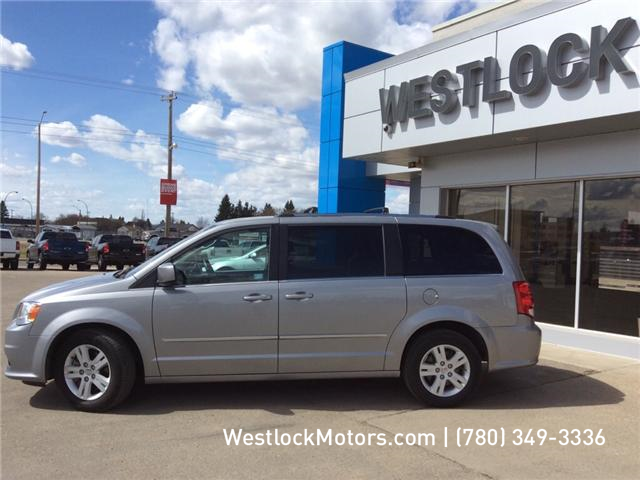 2017 Dodge Grand Caravan Crew (Stk: T1811) in Westlock - Image 2 of 25