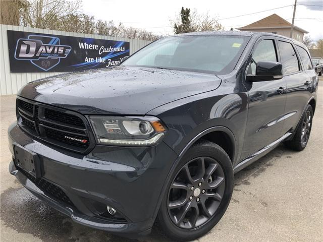 2017 Dodge Durango R/T (Stk: 12902) in Fort Macleod - Image 1 of 25