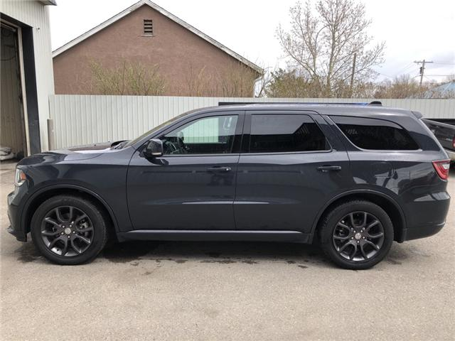 2017 Dodge Durango R/T (Stk: 12902) in Fort Macleod - Image 2 of 25
