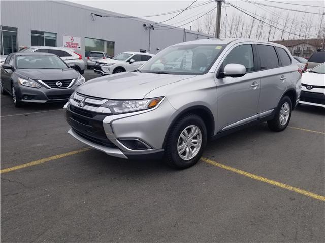 2018 Mitsubishi Outlander ES AWC (Stk: p18-070) in Dartmouth - Image 1 of 13