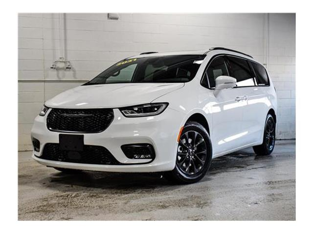 2021 Chrysler Pacifica Limited (Stk: 21T051) in Kingston - Image 1 of 29