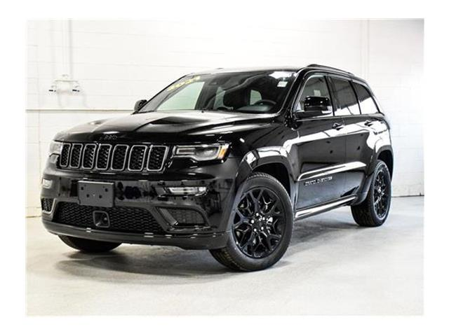 2021 Jeep Grand Cherokee Limited (Stk: 21J079) in Kingston - Image 1 of 30