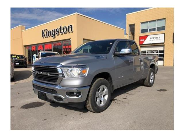 2021 RAM 1500 Big Horn (Stk: 21T002) in Kingston - Image 1 of 15