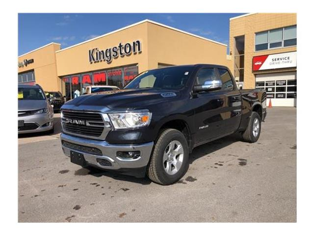 2021 RAM 1500 Big Horn (Stk: 21T008) in Kingston - Image 1 of 15