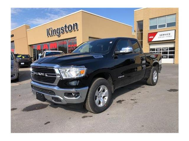 2021 RAM 1500 Big Horn (Stk: 21T001) in Kingston - Image 1 of 15