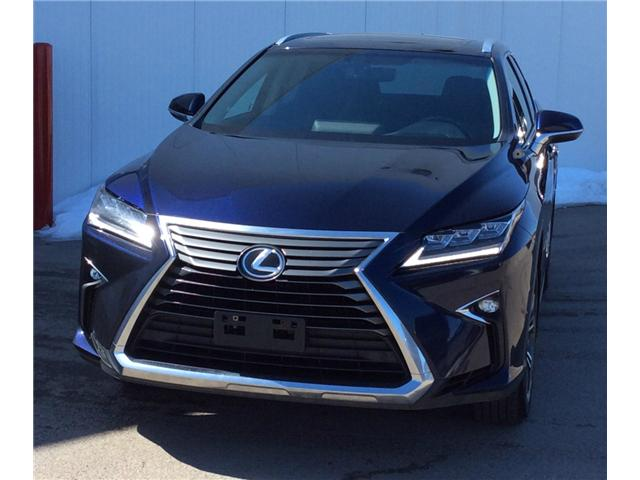 2016 Lexus RX 350 Base (Stk: P4791) in Sault Ste. Marie - Image 1 of 11
