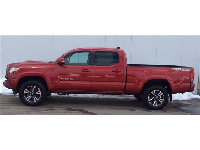 2016 Toyota Tacoma SR5 (Stk: T18270A) in Sault Ste. Marie - Image 3 of 10