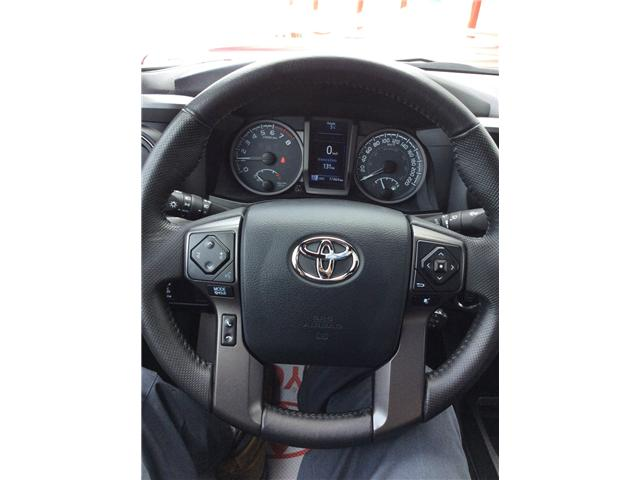 2016 Toyota Tacoma SR5 (Stk: T18270A) in Sault Ste. Marie - Image 8 of 10