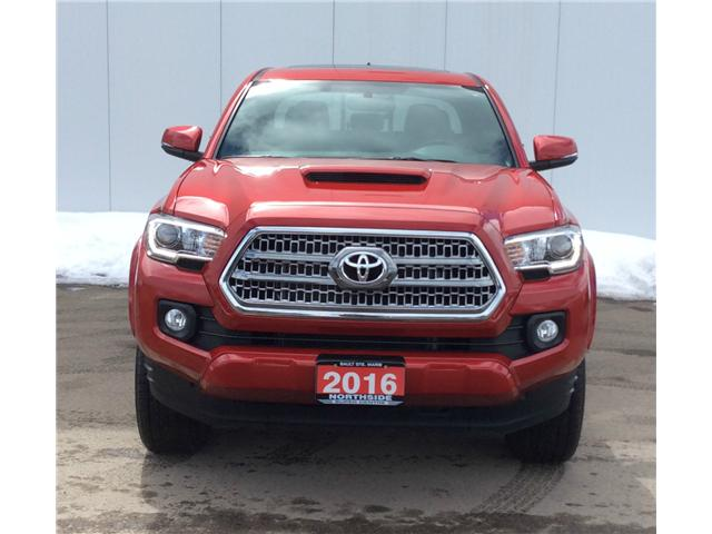 2016 Toyota Tacoma SR5 (Stk: T18270A) in Sault Ste. Marie - Image 2 of 10