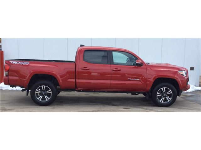 2016 Toyota Tacoma SR5 (Stk: T18270A) in Sault Ste. Marie - Image 5 of 10