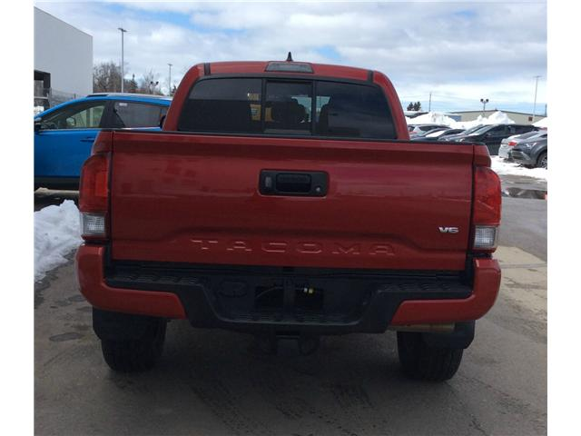 2016 Toyota Tacoma SR5 (Stk: T18270A) in Sault Ste. Marie - Image 4 of 10