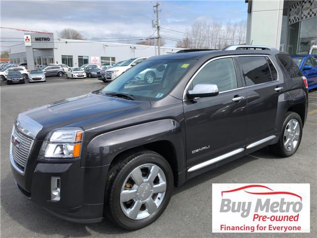 2015 GMC Terrain Denali AWD (Stk: p18-008) in Dartmouth - Image 1 of 18