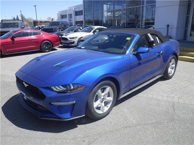 2018 Ford Mustang  (Stk: 1815130) in Ottawa - Image 1 of 11