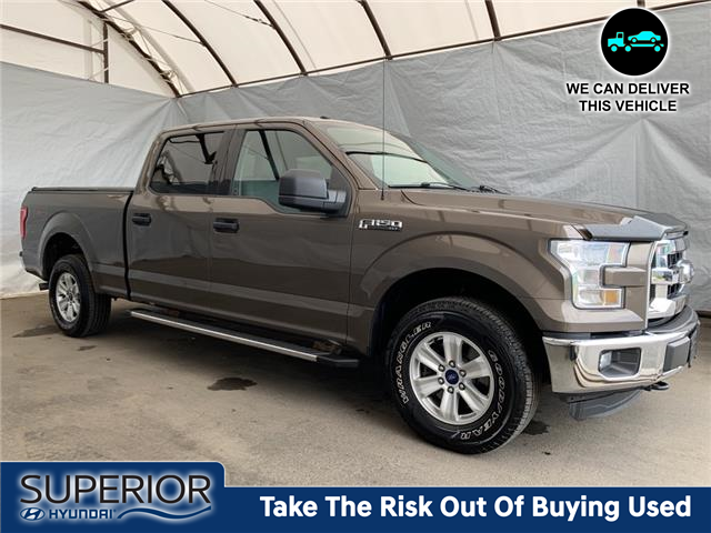 2016 Ford F-150  (Stk: 2112691) in Thunder Bay - Image 1 of 22