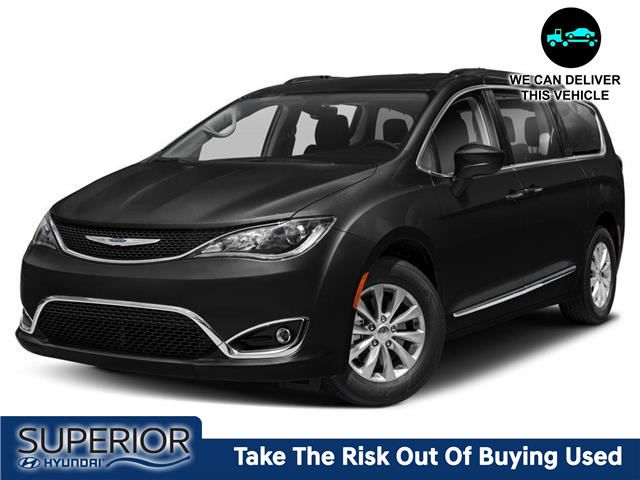 2019 Chrysler Pacifica Touring-L Plus (Stk: 2114901) in Thunder Bay - Image 1 of 9