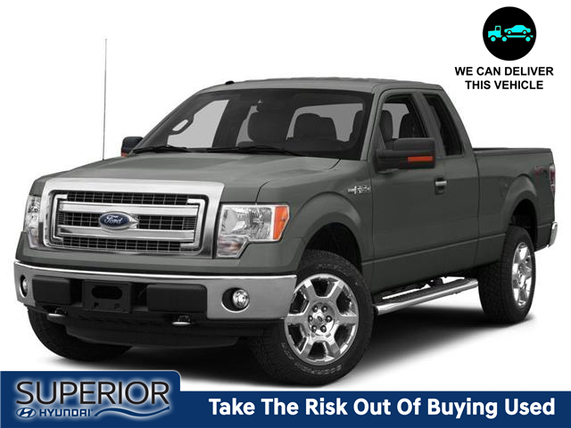 2014 Ford F-150  (Stk: 2111881) in Thunder Bay - Image 1 of 10