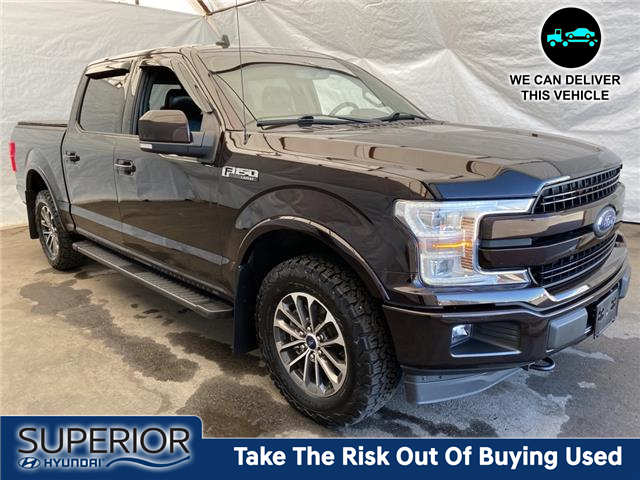 2019 Ford F-150 Lariat (Stk: IU2496) in Thunder Bay - Image 1 of 18