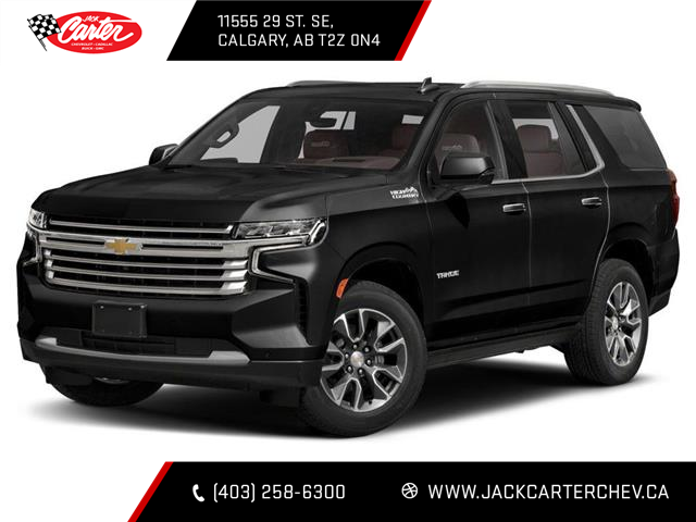 2021 Chevrolet Tahoe High Country (Stk: MR339944) in Calgary - Image 1 of 9