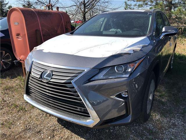 2018 Lexus RX 350 Base (Stk: 151799) in Brampton - Image 1 of 5