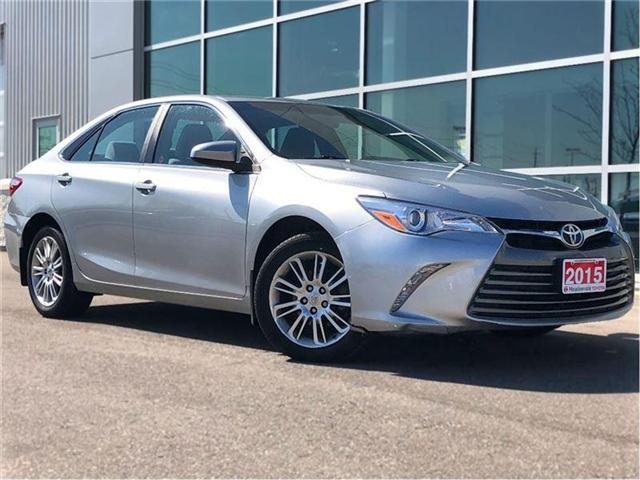 2015 Toyota Camry LE UPGRADE!! JUST TRADED IN !! (Stk: 31265) in Mississauga - Image 1 of 12