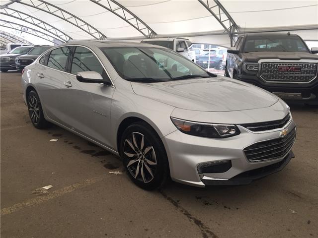 2018 Chevrolet Malibu LT (Stk: 163941) in AIRDRIE - Image 1 of 21