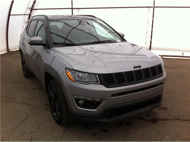 2018 Jeep Compass North (Stk: 180283) in Ottawa - Image 1 of 20