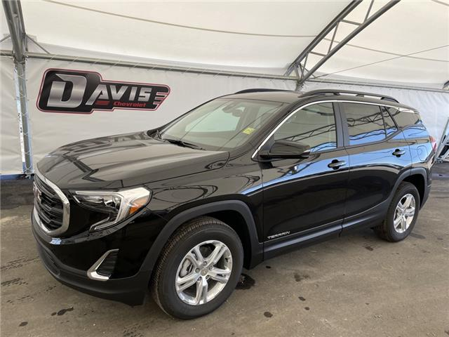 2021 GMC Terrain SLE (Stk: 187888) in AIRDRIE - Image 1 of 29