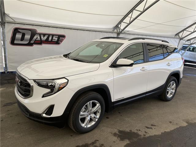 2021 GMC Terrain SLE (Stk: 187898) in AIRDRIE - Image 1 of 28