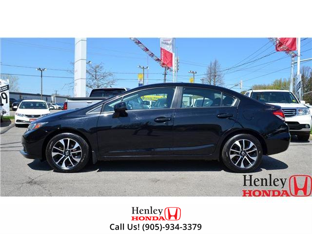 2013 Honda Civic EX SUNROOF ALLOY WHEELS (Stk: B0696) in St. Catharines - Image 2 of 13