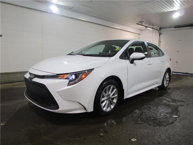 2021 Toyota Corolla LE (Stk: 211040) in Regina - Image 1 of 25