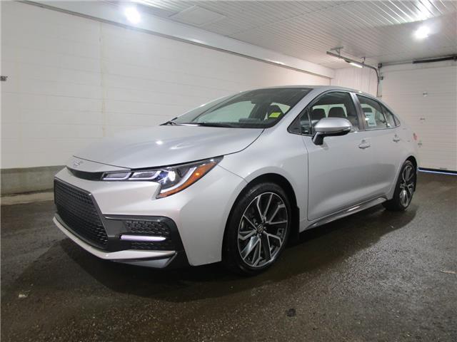2021 Toyota Corolla SE (Stk: 211057) in Regina - Image 1 of 28