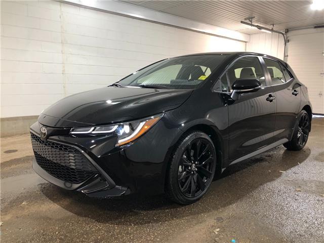 2021 Toyota Corolla Hatchback Base (Stk: 211079) in Regina - Image 1 of 26