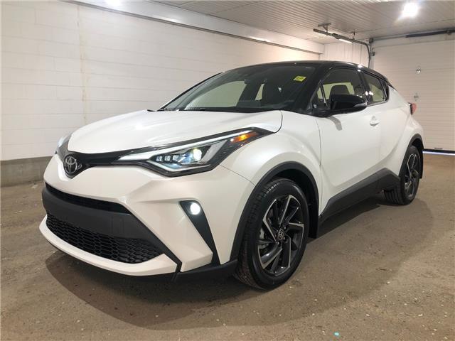 2021 Toyota C-HR Limited (Stk: 213531) in Regina - Image 1 of 24