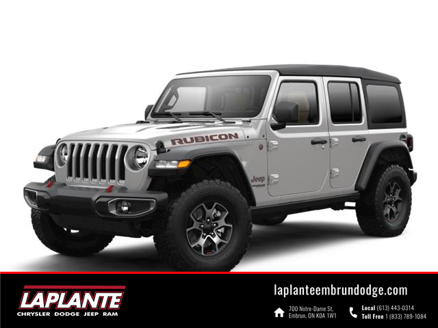 2021 Jeep Wrangler Unlimited Rubicon (Stk: 21157) in Embrun - Image 1 of 1