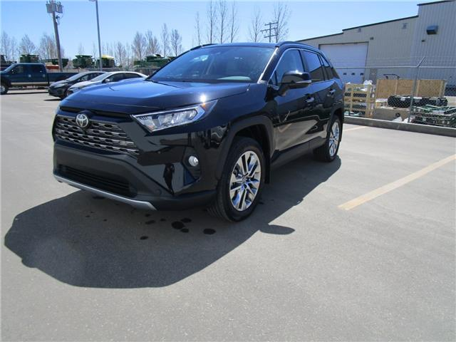 2019 Toyota RAV4 Limited (Stk: 2190401) in Moose Jaw - Image 1 of 31