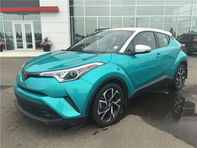 2018 Toyota C-HR XLE (Stk: 7958) in Moose Jaw - Image 1 of 36