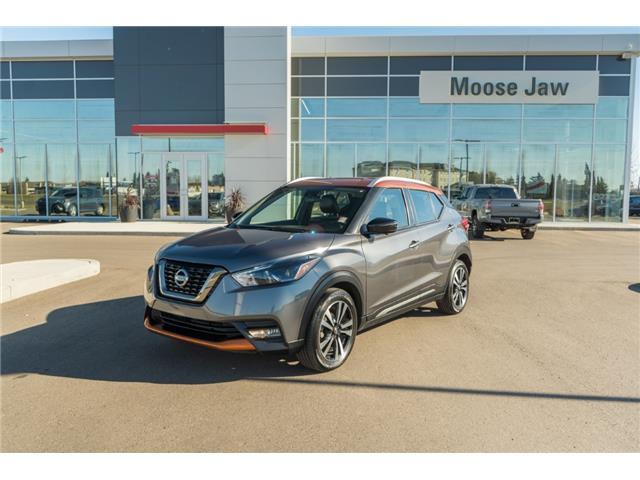 2019 Nissan Kicks SR (Stk: 2192151) in Moose Jaw - Image 1 of 32