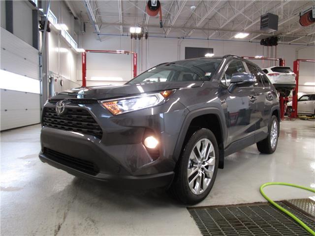 2021 Toyota RAV4 XLE (Stk: 219087) in Moose Jaw - Image 1 of 20