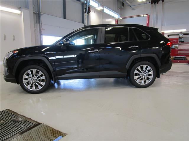 2021 Toyota RAV4 Limited (Stk: 219088) in Moose Jaw - Image 1 of 23