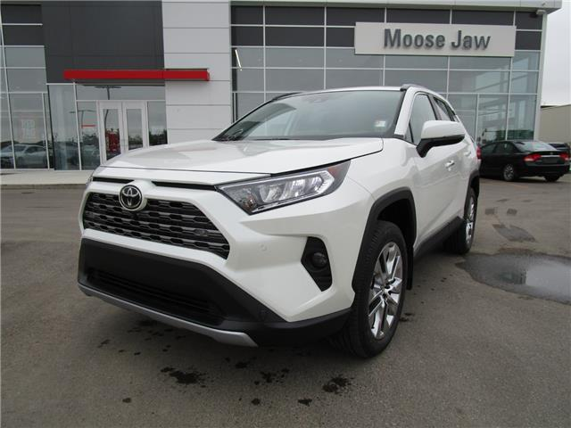 2021 Toyota RAV4 Limited (Stk: 219117) in Moose Jaw - Image 1 of 33
