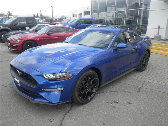 2018 Ford Mustang EcoBoost (Stk: 1815690) in Ottawa - Image 1 of 13