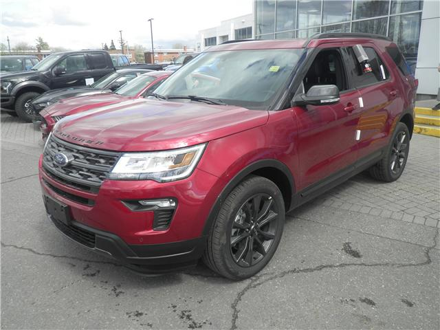 2018 Ford Explorer XLT (Stk: 1815710) in Ottawa - Image 1 of 13
