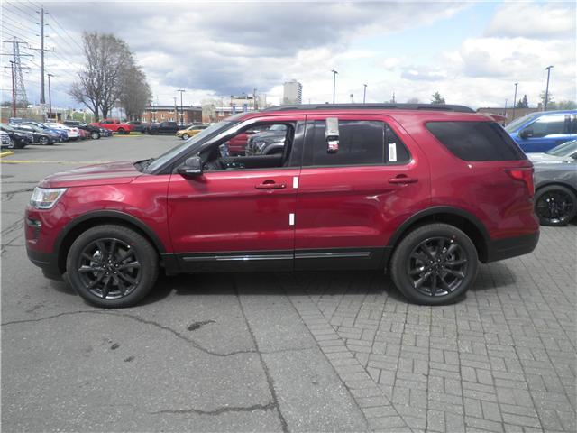 2018 Ford Explorer XLT (Stk: 1815710) in Ottawa - Image 2 of 13