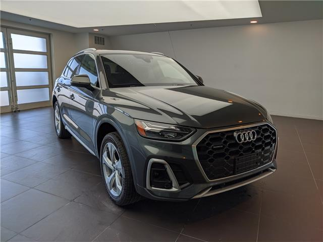 2021 Audi Q5 45 Progressiv (Stk: 52341) in Oakville - Image 1 of 17